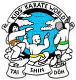 Kids Karate World Logo